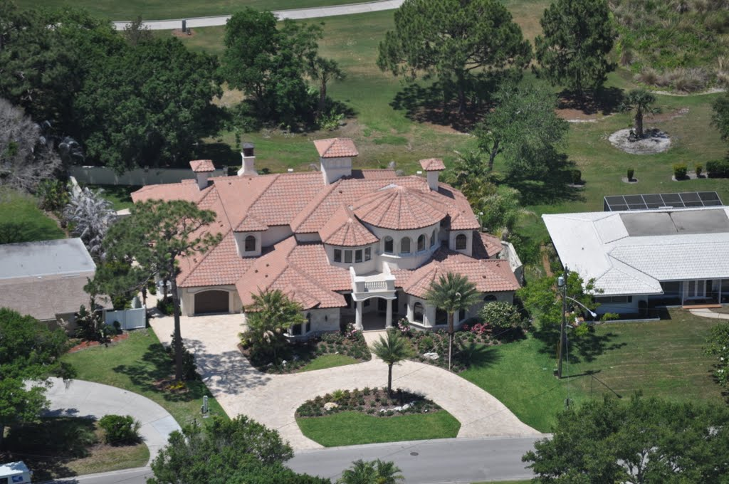 """""""Tile Roof"""" by Arry's Roofing Services, Inc. – """"Poinsettia Road, Belleair, FL 33756"""", Ларго"""