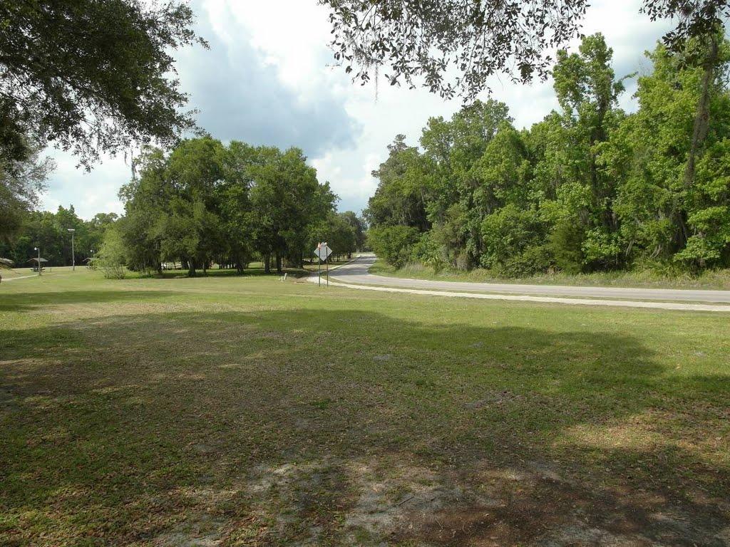 Tom Varn Park - Brooksville, Florida, Пак