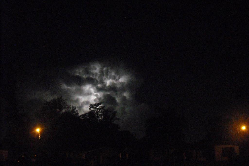 Thunderstorm ..., Сарасота-Спрингс
