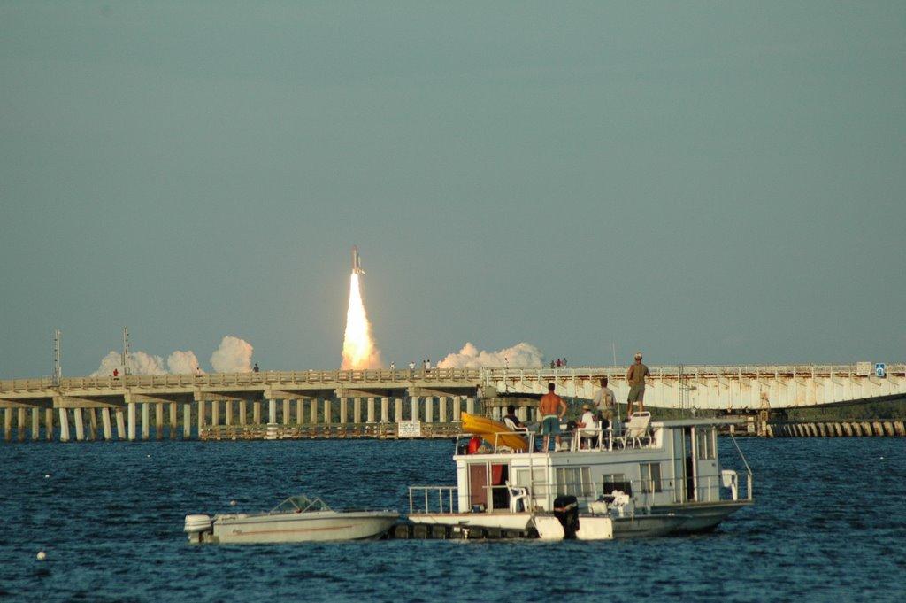 STS-117 Atlantis, Титусвилл