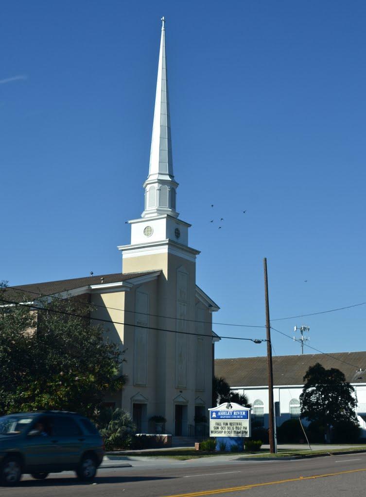 Ashley River Baptist Church, Авондейл