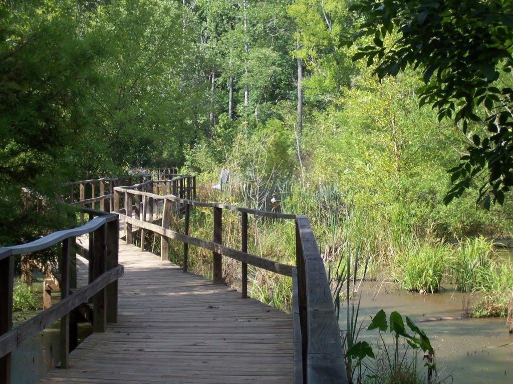 Boardwalk at Cottonwood Trail 1, Спартанбург