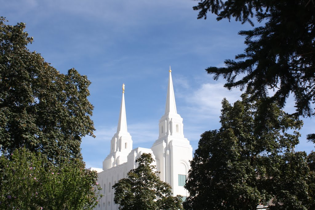 Brigham City Temple, Brigham City, Utah, Бригам-Сити