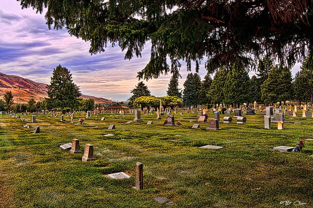Brigham City Cemetery, Бригам-Сити