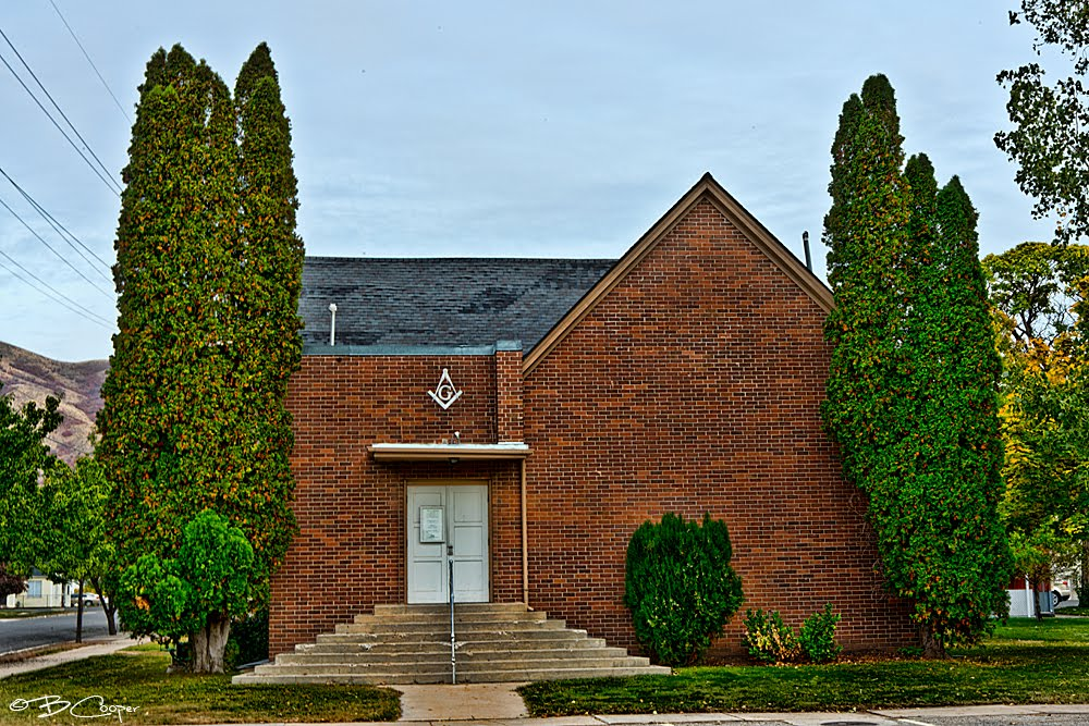 Masonic Temple, Бригам-Сити