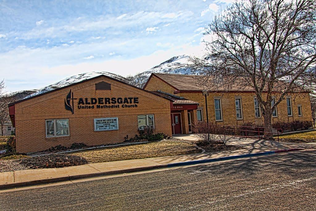 Aldersgate United Methodist Church, Бригам-Сити
