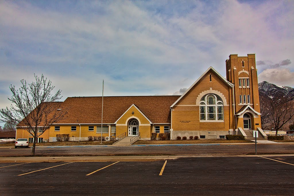 LDS Chapel 15th Ward, Бригам-Сити
