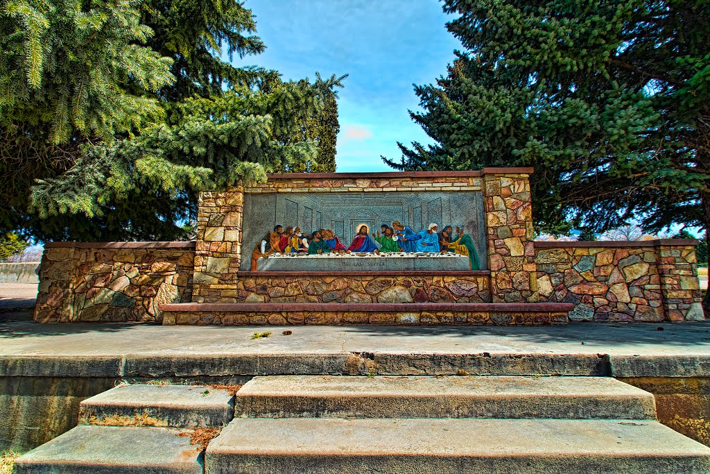 The Last Supper Mural, Вашингтон-Террас