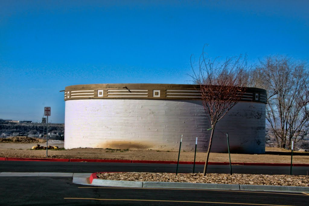 Water Storage Tank, Вашингтон-Террас