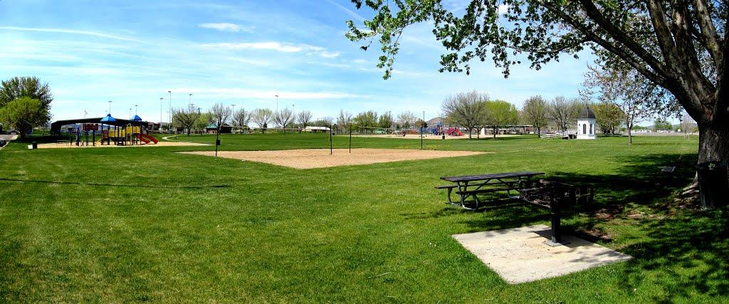 City Park, Vernal Utah, Вернал