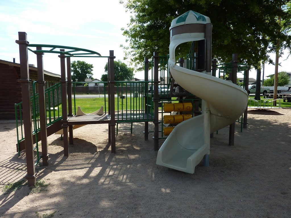Play Ground in Vernal City Park, Вернал