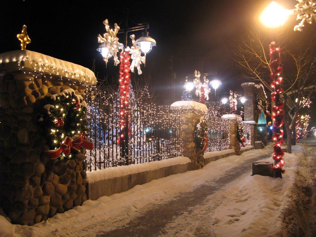 Cobble Rock in December Season, Вернал