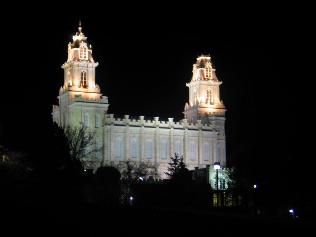 Manti Temple, Church of Jesus Christ of Latter-Day Saints, Вест-Пойнт