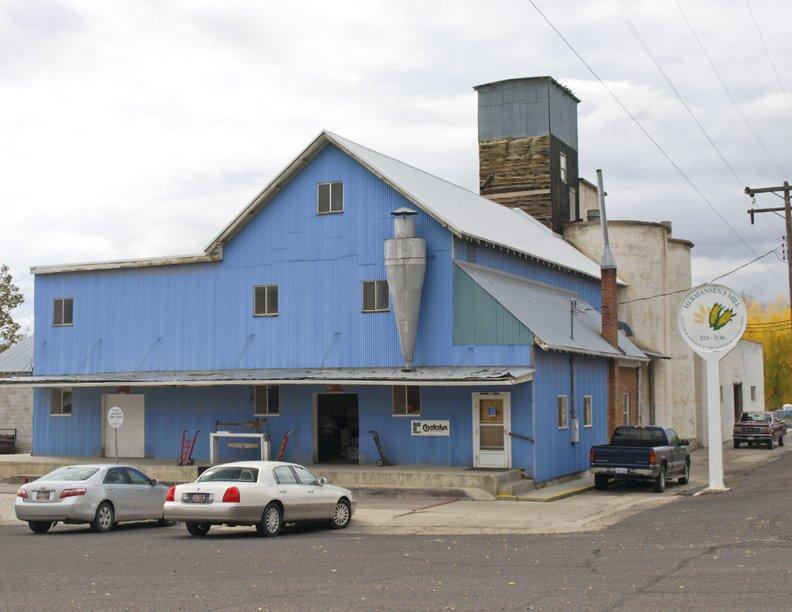 Gunnison Mill, Ганнисон