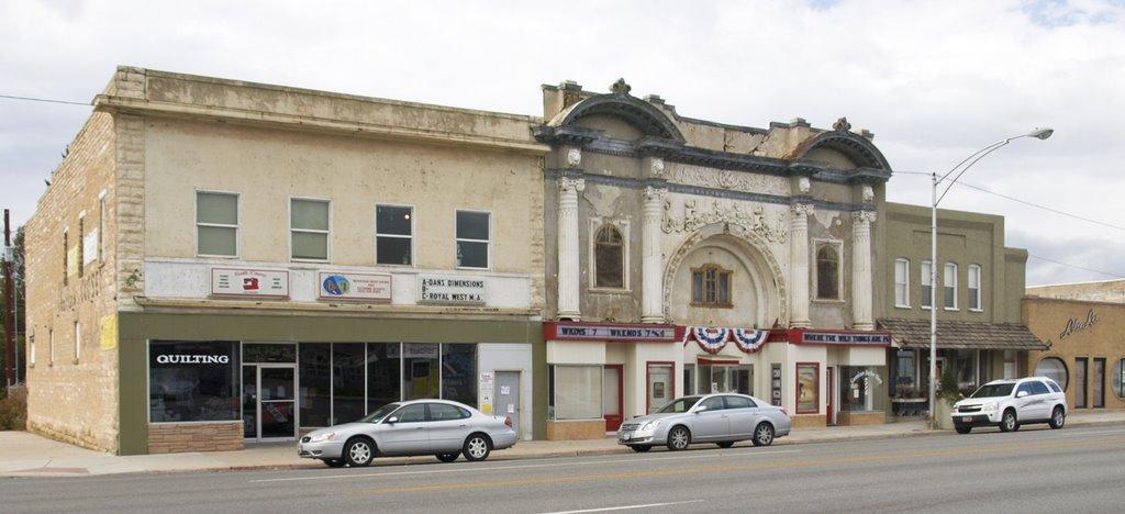 Gunnison Theater, Ганнисон