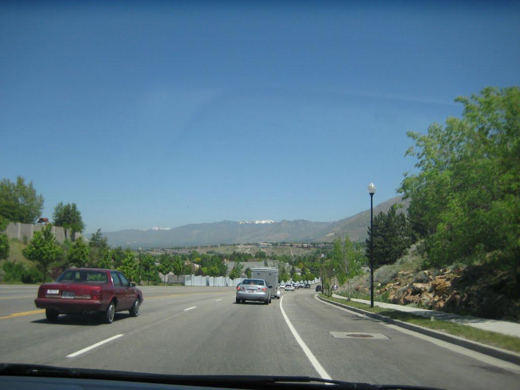 Sandy, Salt Lake City, Гранит-Парк