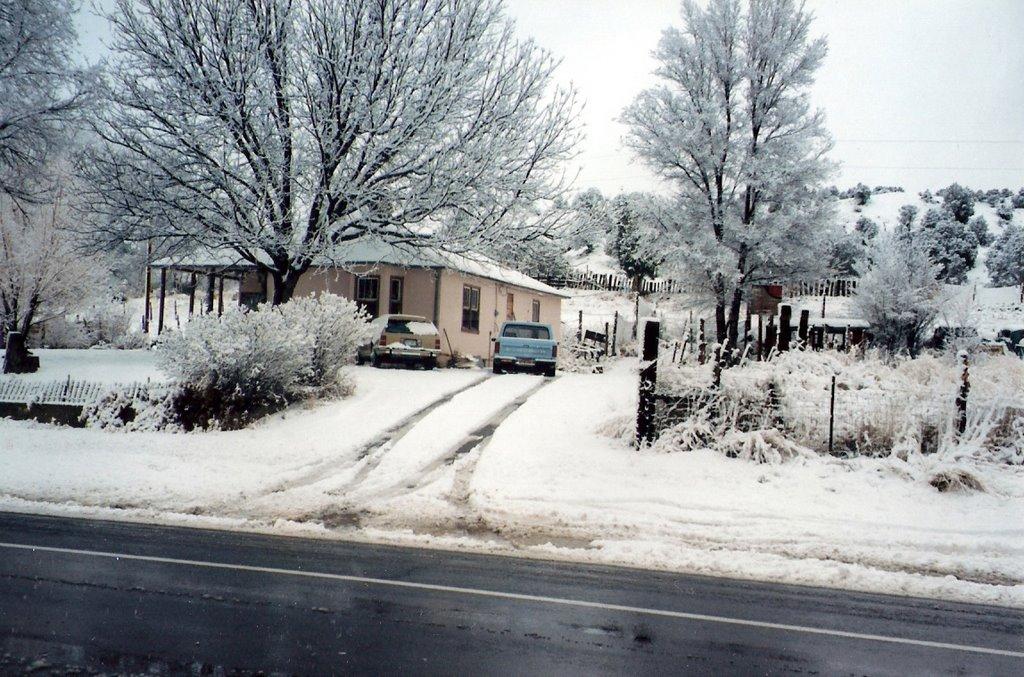 Nevada en la ruta 89.Año 1992., Канаб
