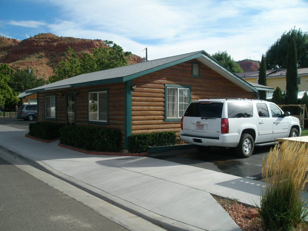 Bob Bon Inn Kanab Utah., Канаб