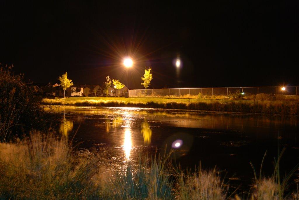 Clinton City Pond, Клинтон