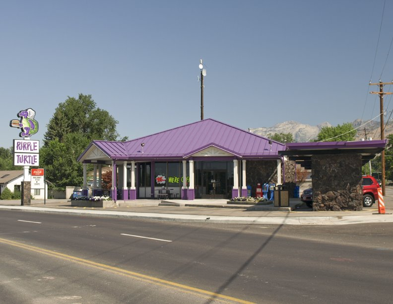 Pleasant Grove Purple Turtle, Линдон