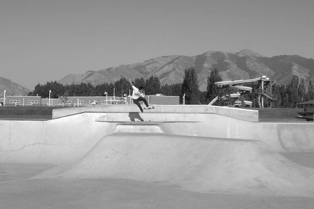 Logan Skate Park, Логан