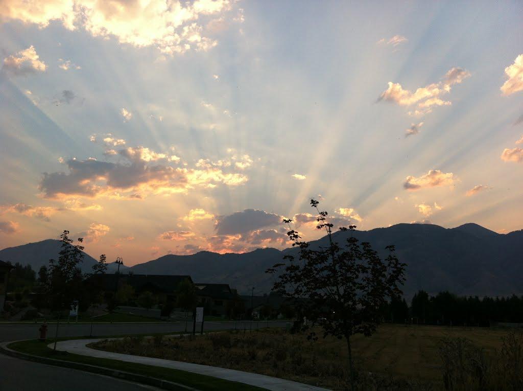 August Sunrise, Логан