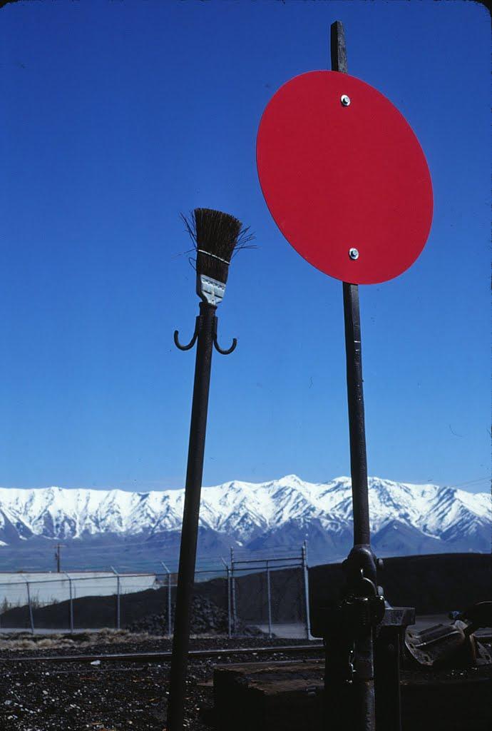 Brush, Red Dot and Wellsville Mountain Range, Логан