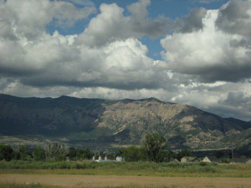 Clouds,SLC, Маунт-Олимпус