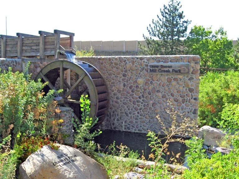 Mill Creek Park, Маунт-Олимпус