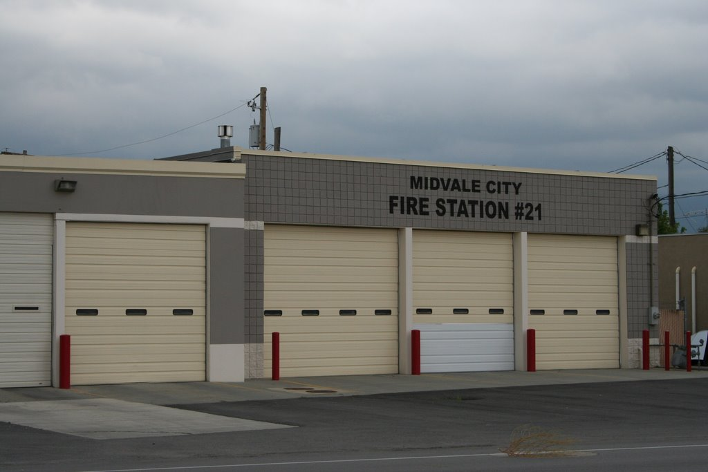 Midvale Fire Station #21, Мидвейл