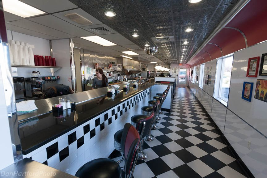 Pennys Diner, Milford, UT, Милфорд