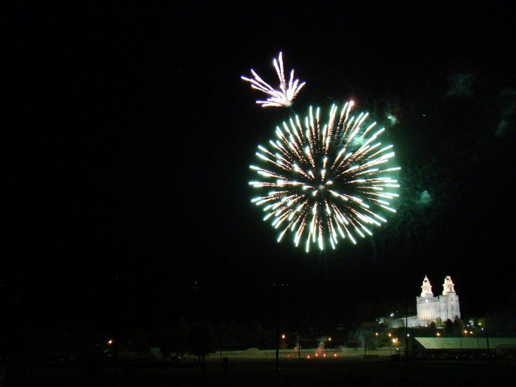 Fourth of July Fireworks, Моаб