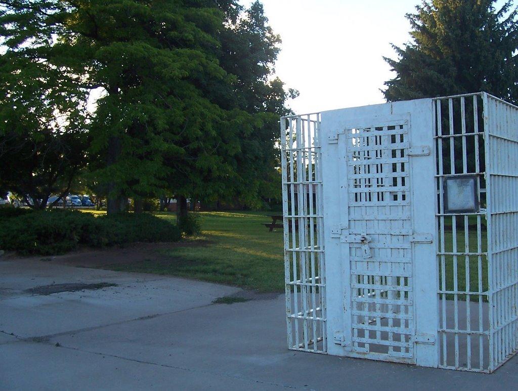 Monticello Old Jail, Монтичелло