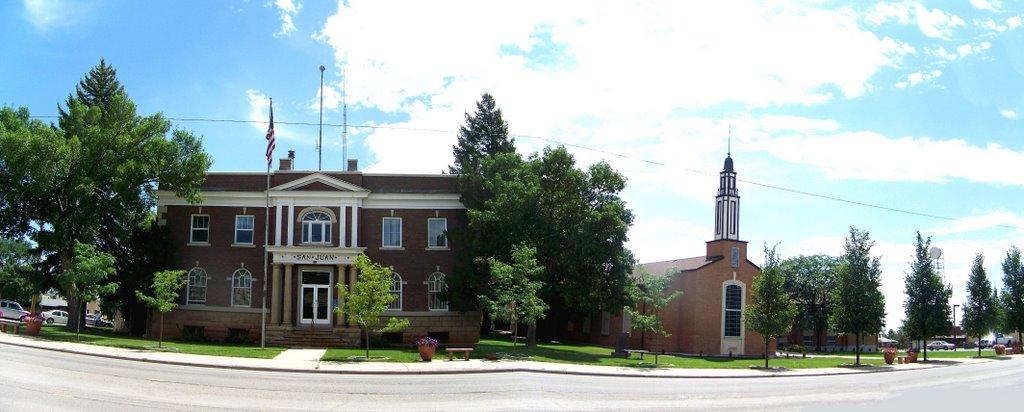 San Juan County Court House, Монтичелло