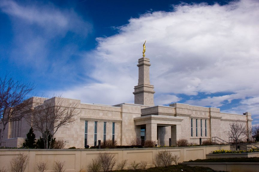LDS Monticello Temple, Монтичелло