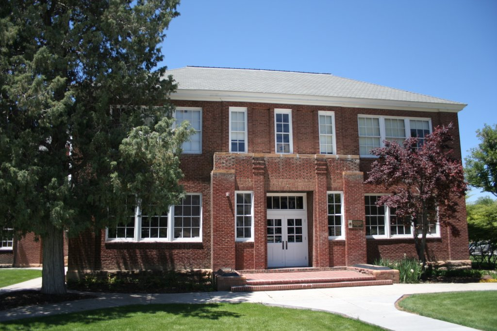 Craighead Humanities Building, Wasatch Academy, Моунт-Плисант