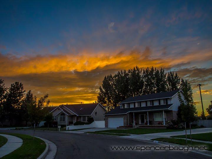 suburban sunset, Муррей