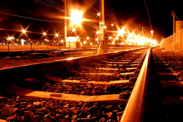 Rails and Lights, Муррей