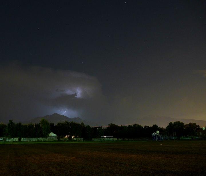 twin peaks lightning, Муррей