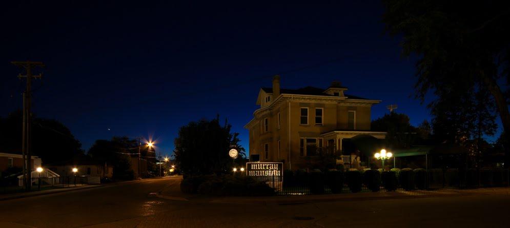 murray mansion, Муррей