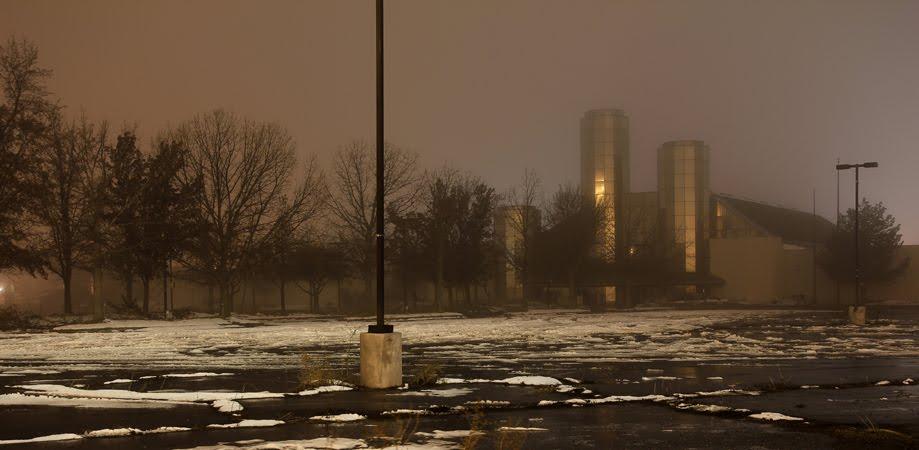 49th street galleria fog, Муррей