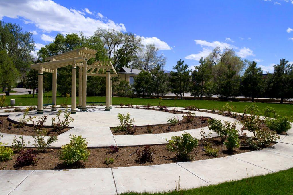 Garden of Freedom, Муррей