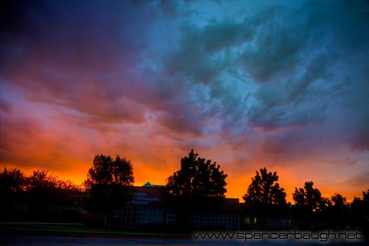 sunset over t.o.s.h., Муррей