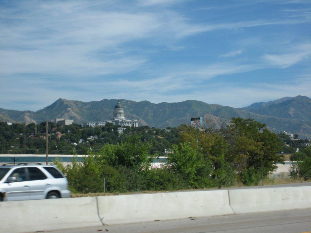 17. Salt Lake City, Норт-Солт-Лейк