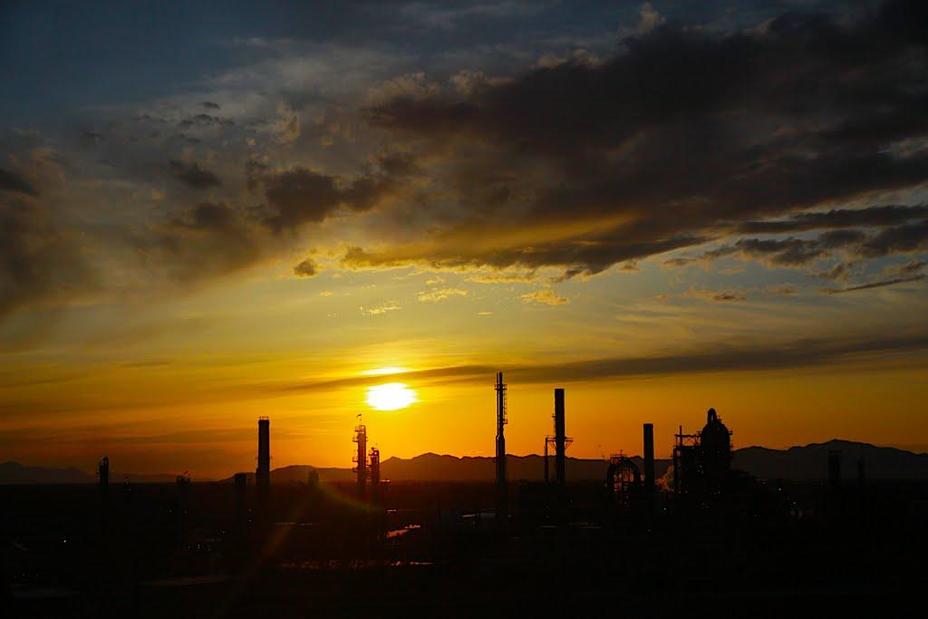 sunset, Норт-Солт-Лейк