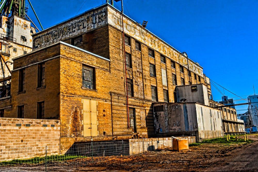 Abandoned Mill, Огден