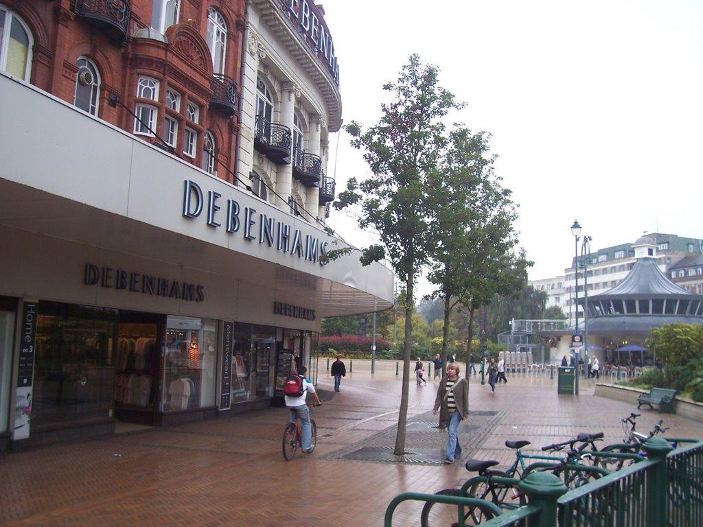 Debenhams in Bournemouth, Борнмут