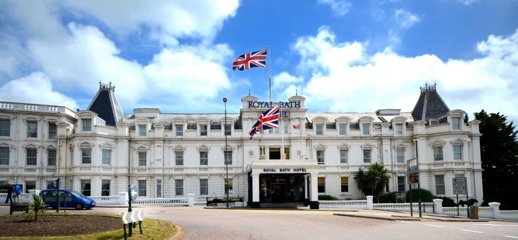 The Royal Bath Hotel, Bournemouth, Борнмут
