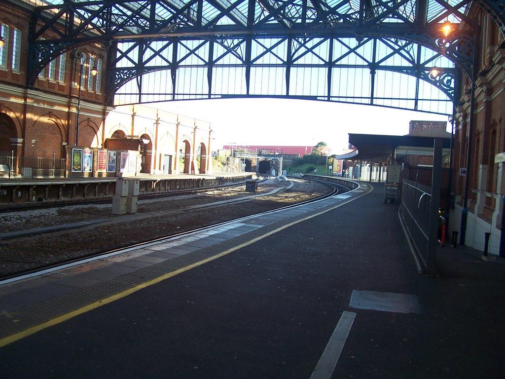 Bournemouth Rail Station, Борнмут