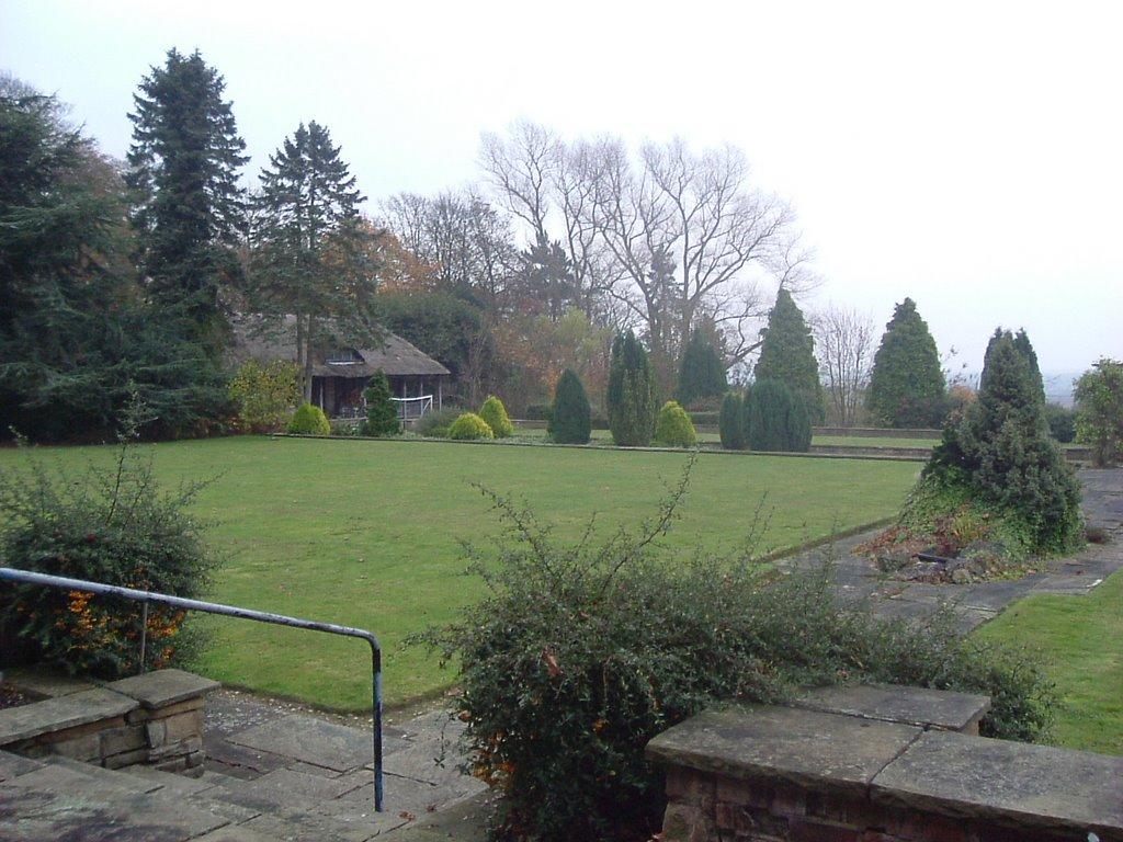 Pilgrim Homes, Hornsey Rise, Бартон-он-Трент